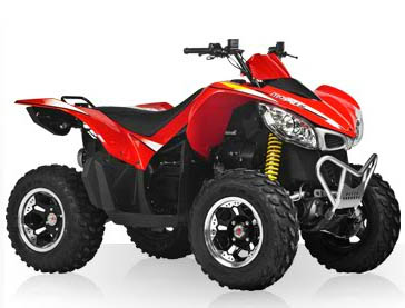 2013 Kymco Maxxer 450i