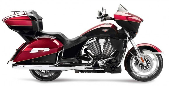 2013 Victory 15th Anniversary Cross Country Tour