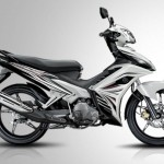2013 Yamaha Jupiter MX Autoclutch Black White