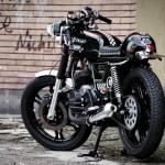 Ducati 350 GTV Cafe-Racer by Desmo Bibu_1