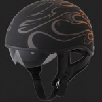 FLY Racing 357 Half Helmet