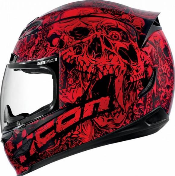 Icon Unveils Airmada Parahuman Helmet