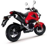 More Images of the 2013 Honda MSX125_13
