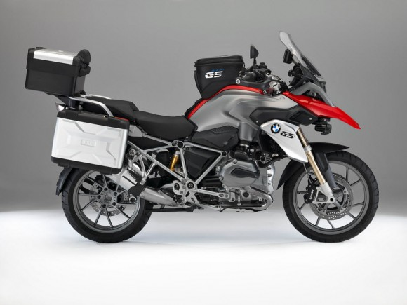 2013 BMW R1200GS Accessories