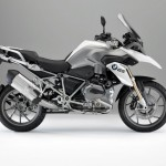 2013 BMW R1200GS Alpine White
