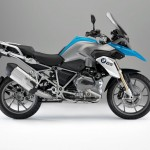 2013 BMW R1200GS Fire Blue