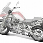 2013 BMW R1200GS Frame Body