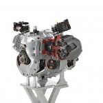 2013 BMW R1200GS Liquid-cooled 1170cc Boxer Two Cylinder Engine