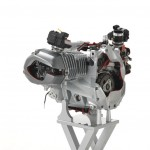 2013 BMW R1200GS Liquid-cooled 1170cc Boxer Two Cylinder Engine_1