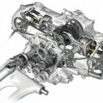 2013 BMW R1200GS Liquid-cooled 1170cc Boxer Two Cylinder Engine_2
