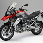 2013 BMW R1200GS Racing Red