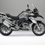 2013 BMW R1200GS Thunder Gray Metallic