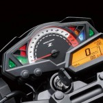 2013 Kawasaki Z250 Instrument Display