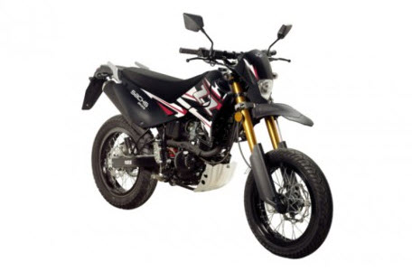 2013 SFM ZZ125 Supermoto and ZX125 enduro To Arrive in UK