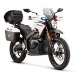 2013 Zero Police-spec Electric Motorcycles_1