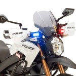 2013 Zero Police-spec Electric Motorcycles_11