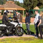 2013 Zero Police-spec Electric Motorcycles_24