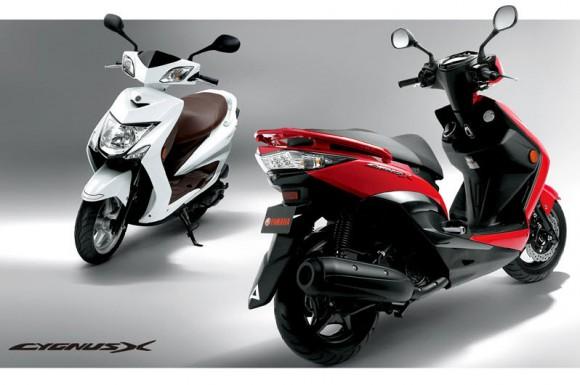 2014 Yamaha Cygnus-X Scooter