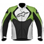 Alpinestars Jaws Sport Riding Leather Jacket_3