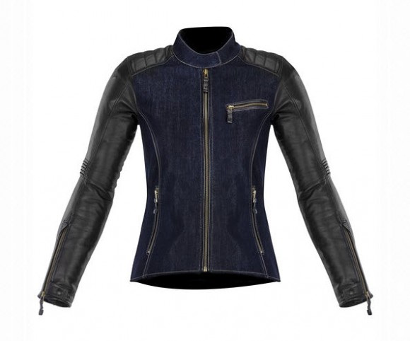 Alpinestars Renee Leather and Textile Motorcycle Jacket