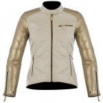 Alpinestars Renee Leather and Textile Motorcycle Jacket_1