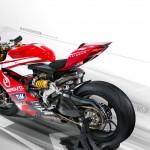 Alstare Unveils 2013 Ducati 1199 Panigale R WSBK Livery_2