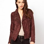 Muubaa Leather Monteria Biker Jacket