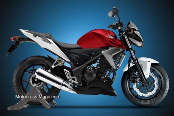 Rumor, Honda Working on a Naked Streetfighter Version of CBR250R