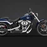 2013 Harley-Davidson Breakout Big Blue Pearl
