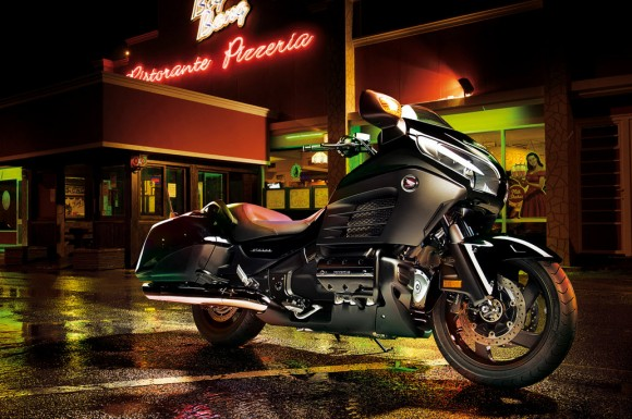 2013 Honda Gold Wing F6B Coming to the UK