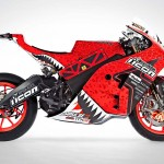 2013 Team Icon Brammo Empulse RR TTXGP Atlas Cheetah