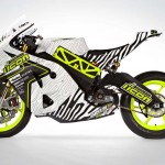 2013 Team Icon Brammo Empulse RR TTXGP Bostrom Zebra_2