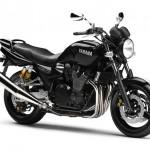 2013 Yamaha XJR 1300 Black