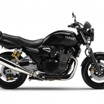 2013 Yamaha XJR 1300 Black_1