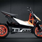KTM Unveils E-Speed Electric Scooter Concept in Tokyo_1
