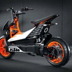 KTM Unveils E-Speed Electric Scooter Concept in Tokyo_2