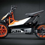 KTM Unveils E-Speed Electric Scooter Concept in Tokyo_3