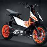 KTM Unveils E-Speed Electric Scooter Concept in Tokyo_4