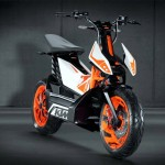 KTM Unveils E-Speed Electric Scooter Concept in Tokyo_5