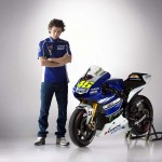 Yamaha 2013 MotoGP Livery Revealed - Valentino Rossi_4