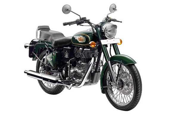 2013 Royal Enfield Bullet 500 UCE Unveiled In India