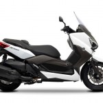 2013 Yamaha X-Max 400 Maxi-scooter Absolute White_1