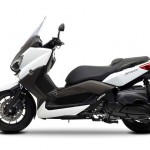 2013 Yamaha X-Max 400 Maxi-scooter Absolute White_5