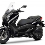 2013 Yamaha X-Max 400 Maxi-scooter Midnight Black_6