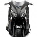 2013 Yamaha X-Max 400 Maxi-scooter Midnight Black_7
