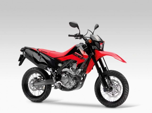 2014 Honda CRF250M Supermoto Announced for Europe