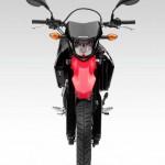 2014 Honda CRF250M Supermoto Front