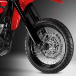 2014 Honda CRF250M Supermoto Front Wheel