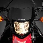 2014 Honda CRF250M Supermoto Headlamp