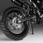 2014 Honda CRF250M Supermoto Rear Wheel